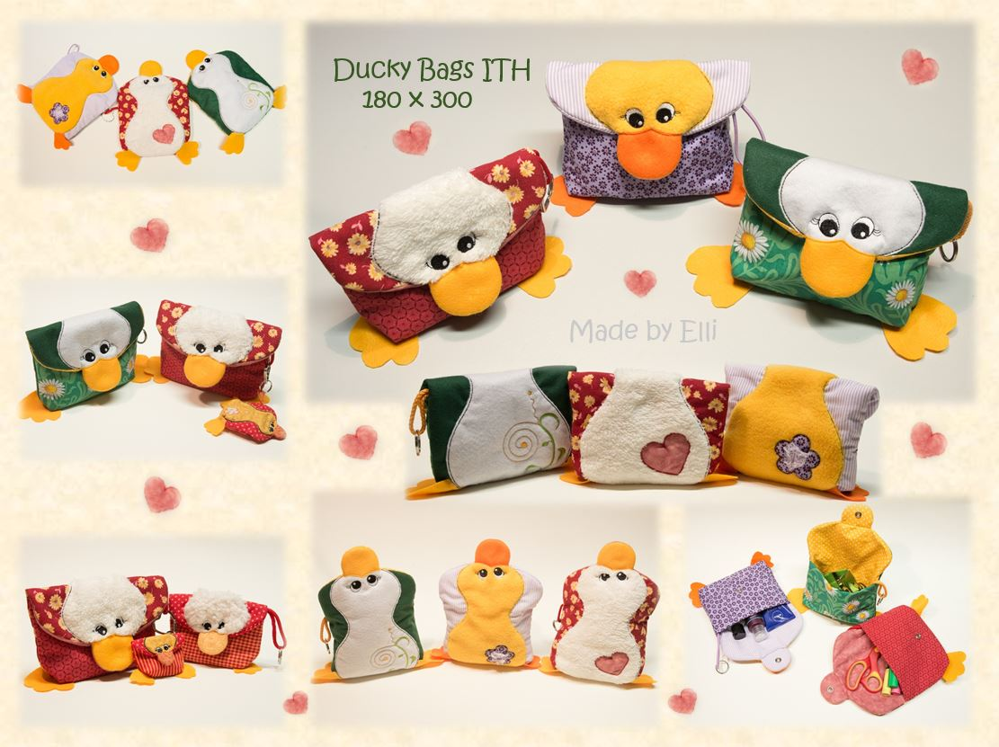 Ducky Bags 30x18 ITH