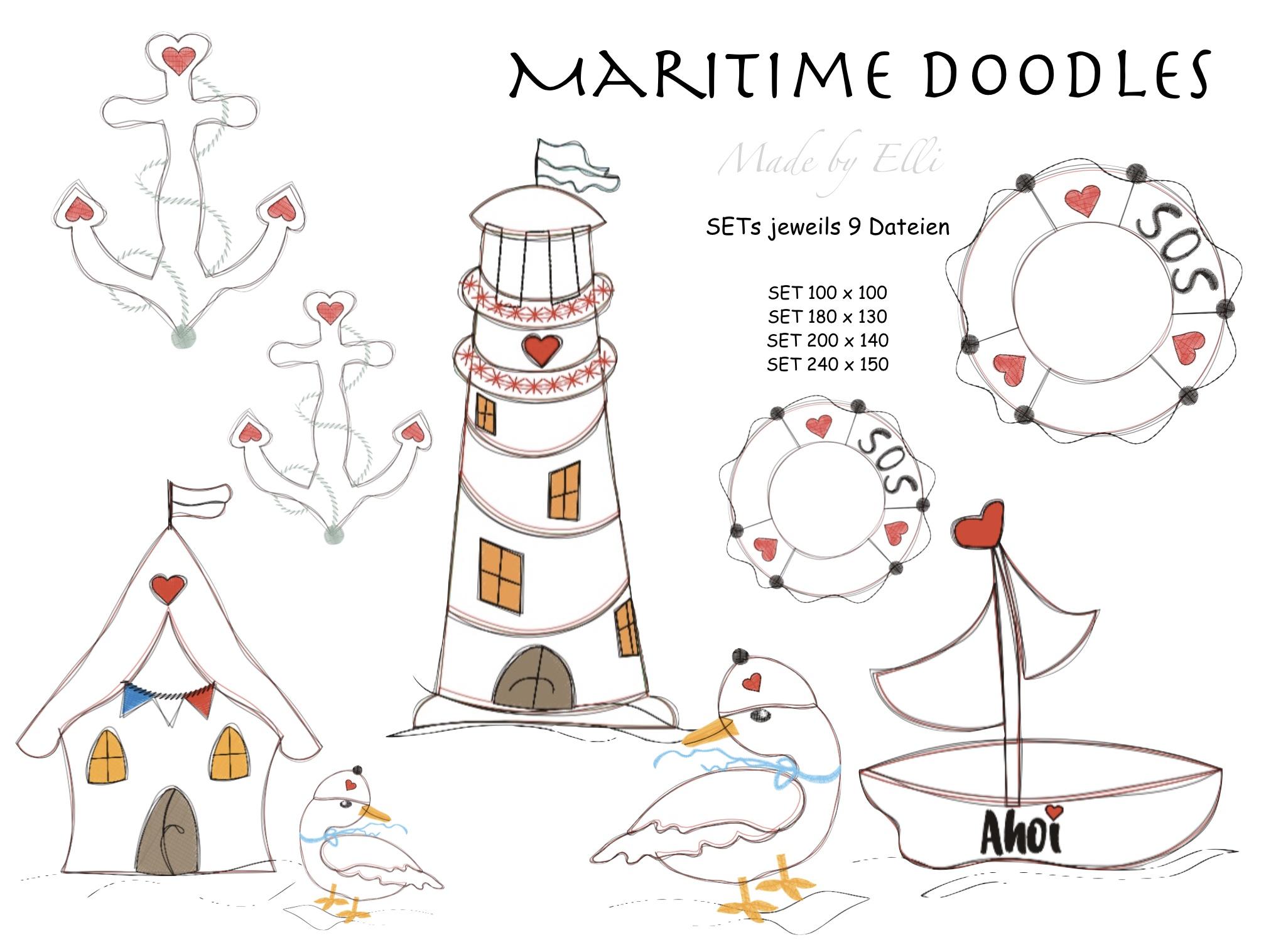 DK Doodle SETs
