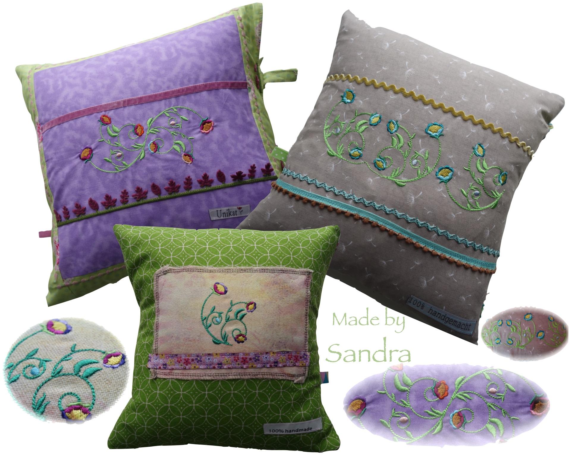 Blumena Ornaments von Sandra