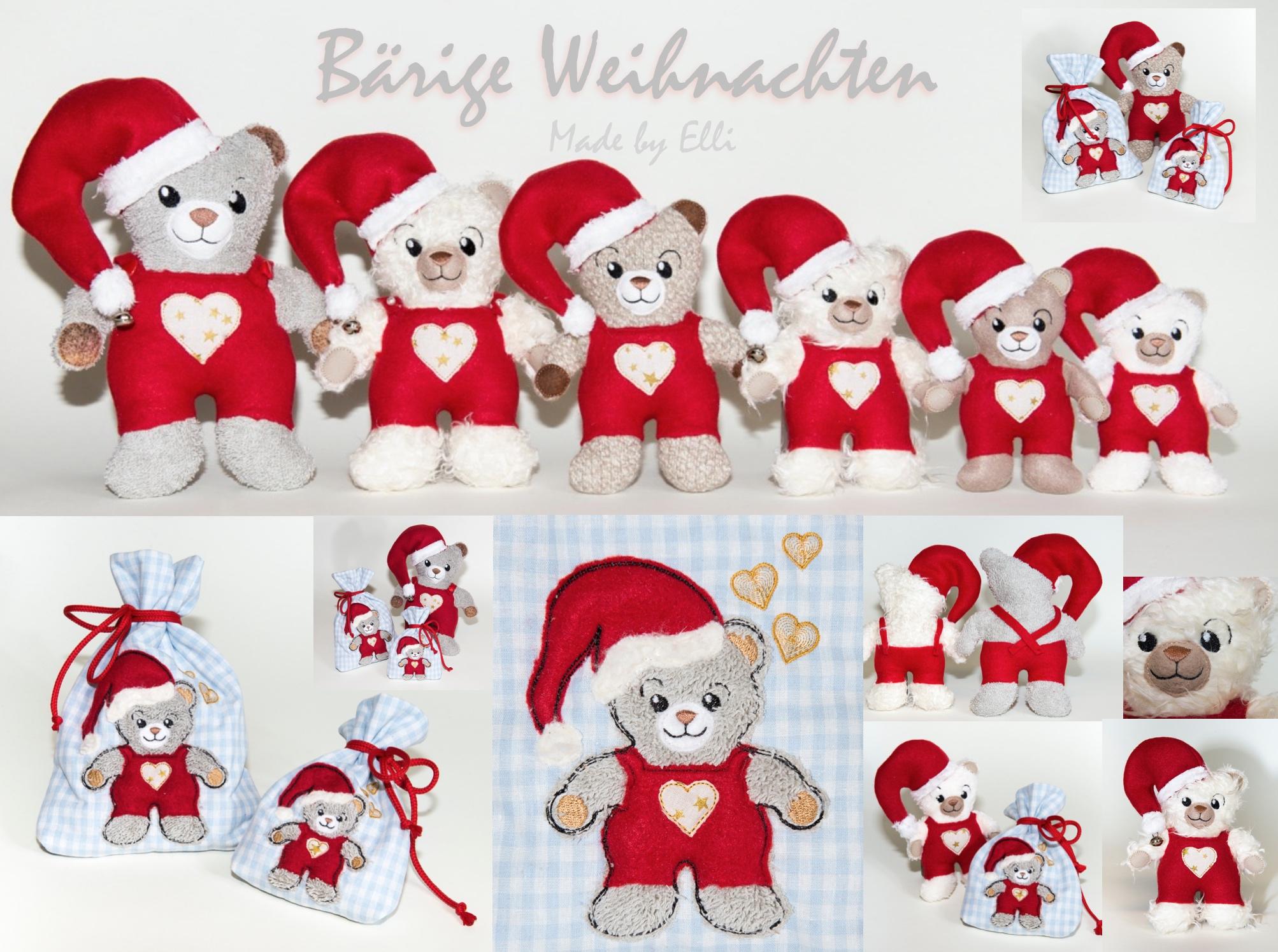 Bärige Weihnachten