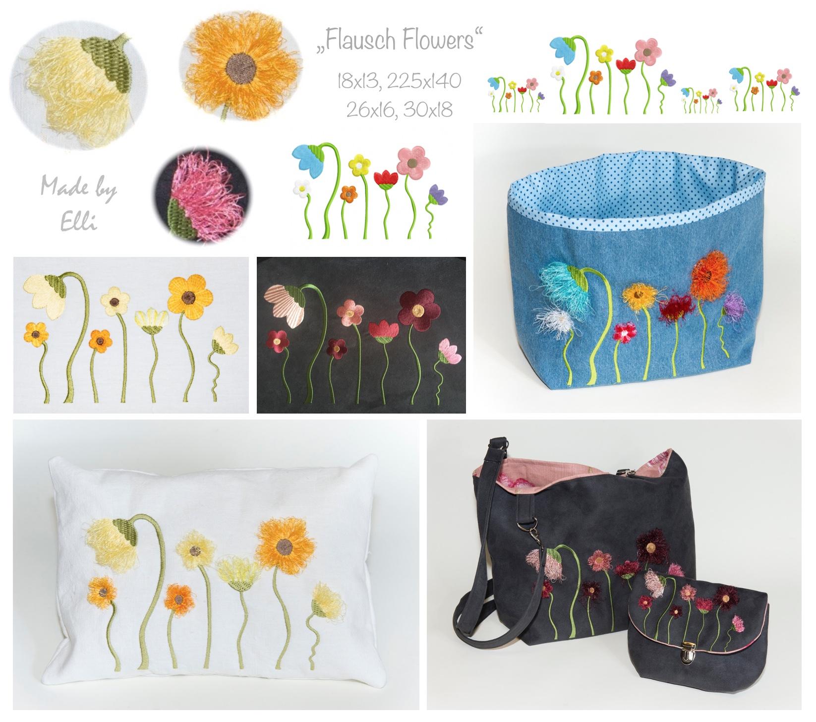 Flausch Flowers