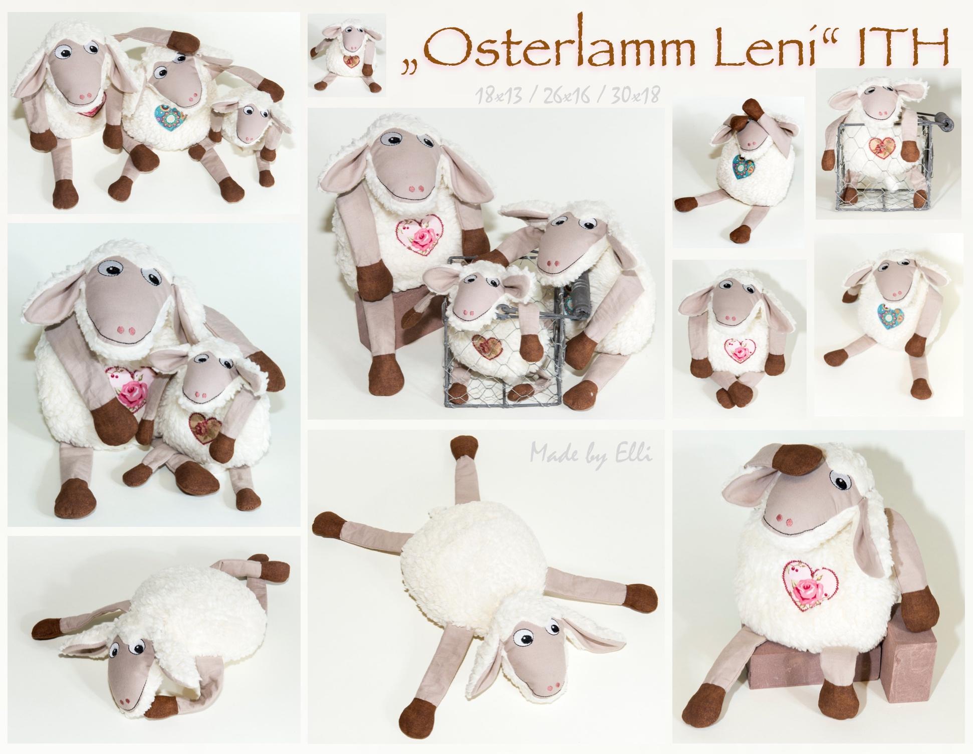 Osterlamm Leni ITH
