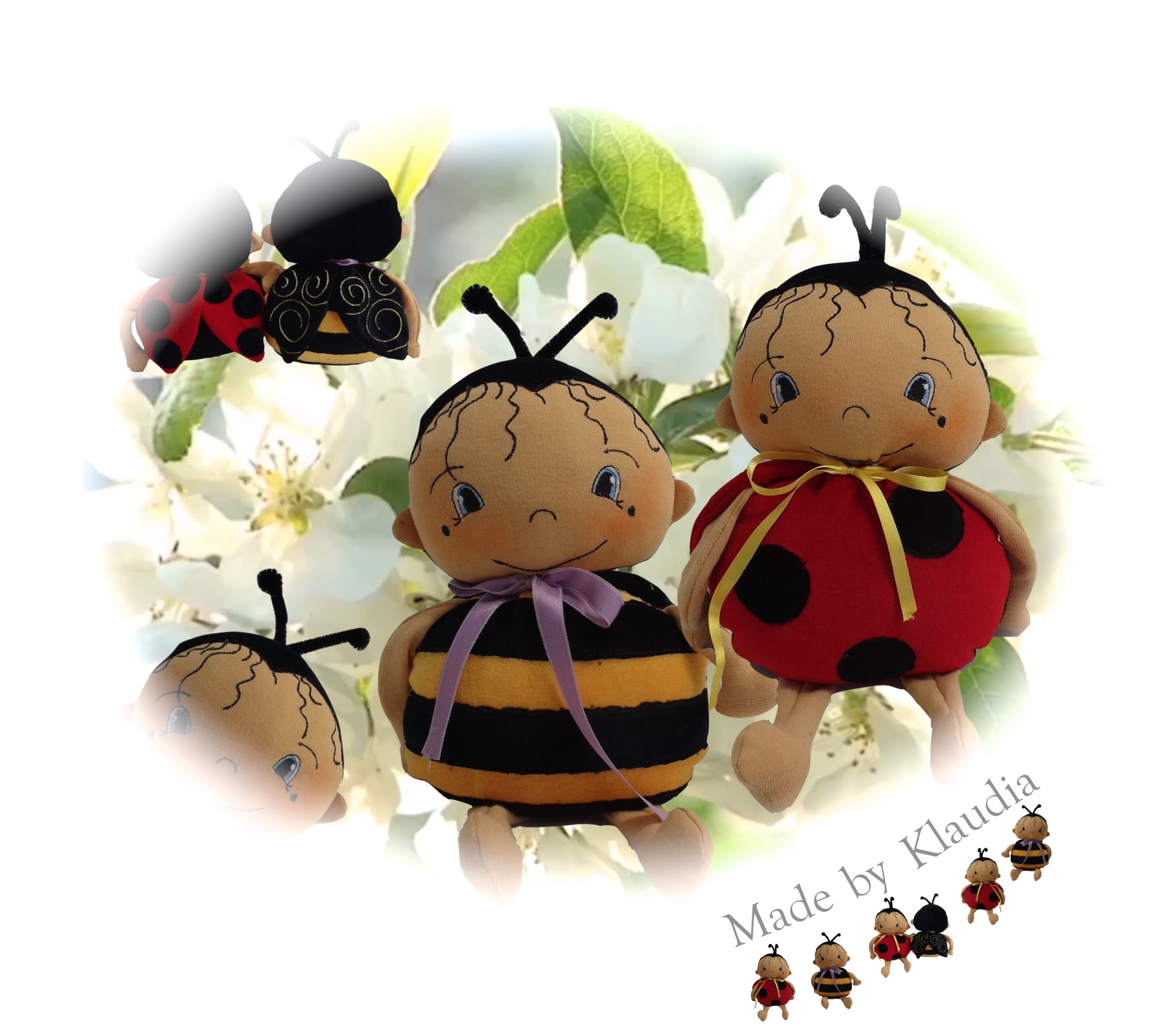 Insekten Duo Klaudia