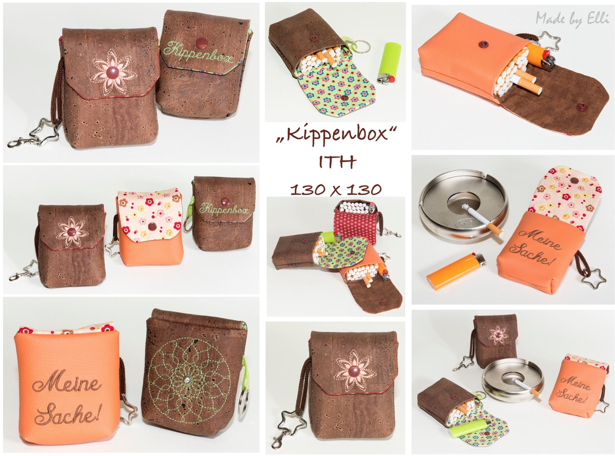 Kippenbox ITH 13x13