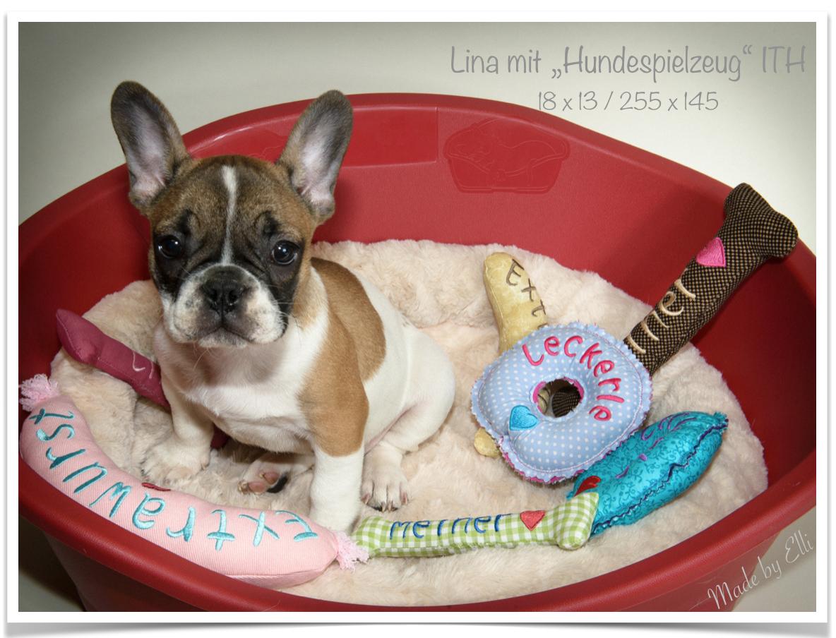 Hundespielzeug ITH