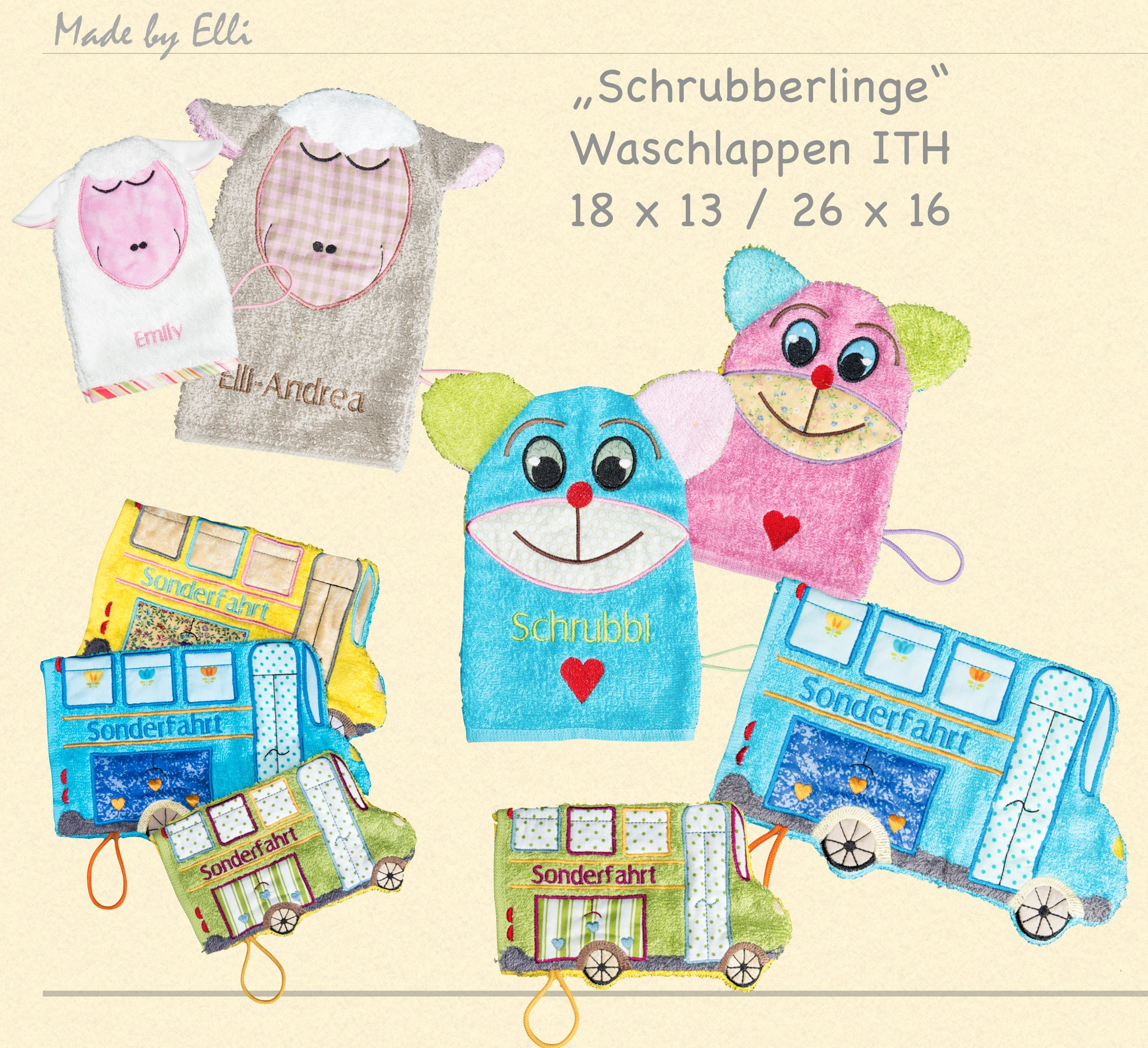 Schrubberlinge ITH