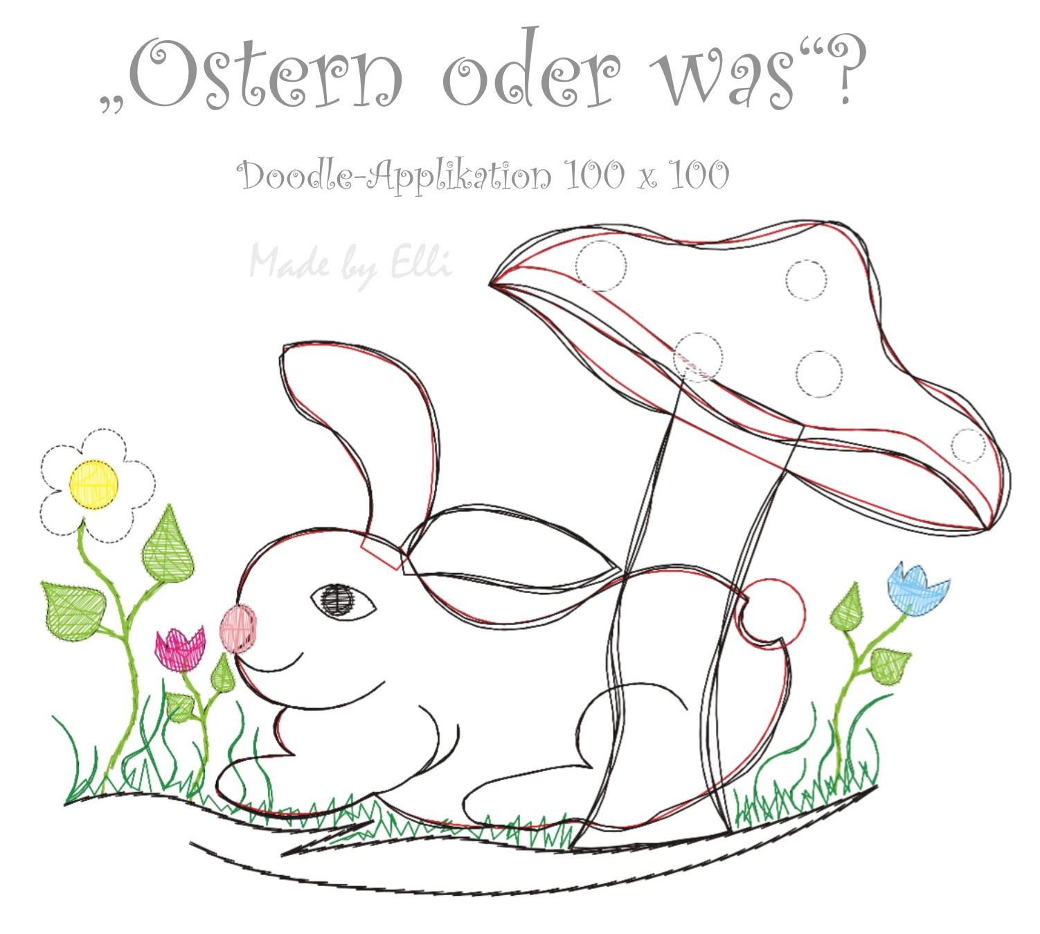 Ostern oder was - klein