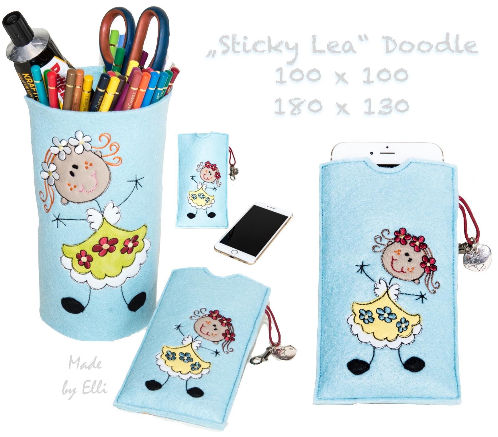 Sticky Lea von Elli