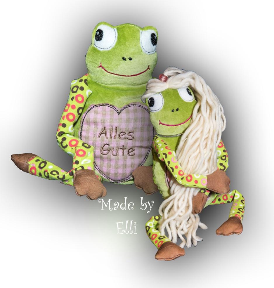 Leni & Friend