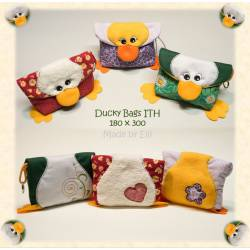 Ducky Bag ITH 30 x 18