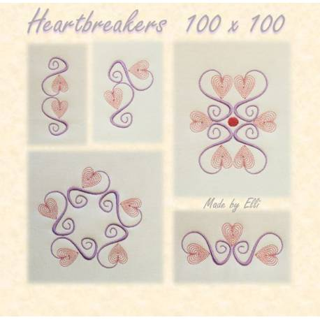 Heartbreakers SET 10x10