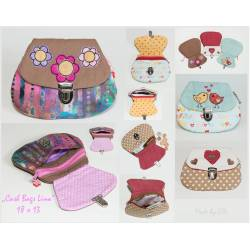 Cash Bags Lina ITH 18 x 13