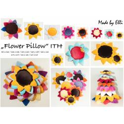 Flower Pillow ITH - 5,90 Variante wählen