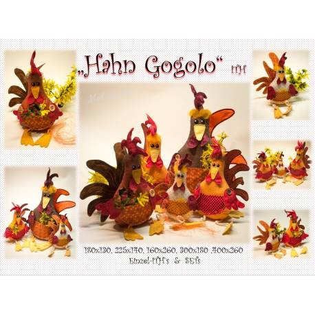 Hahn Gogolo SET-Trio 180x300