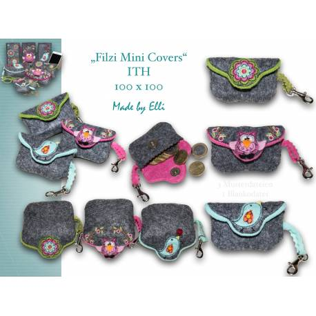 Filzi Mini Covers 100 x 100