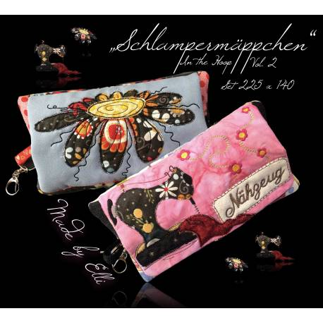 Stickdatei-SET-Schlampermäppchen ITH Vol.2 225x140